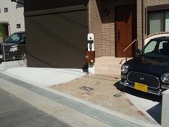 奈良市 S様邸 新築外構工事
