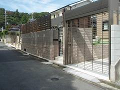 奈良市 Y様邸 リフォーム外構工事