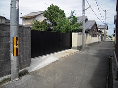 奈良市 O様邸 リフォーム外構工事