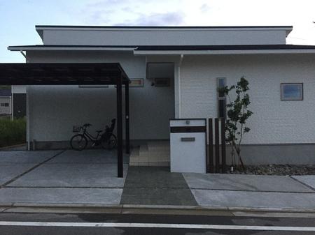 新築外構工事 木津川 ルーチェ.JPG